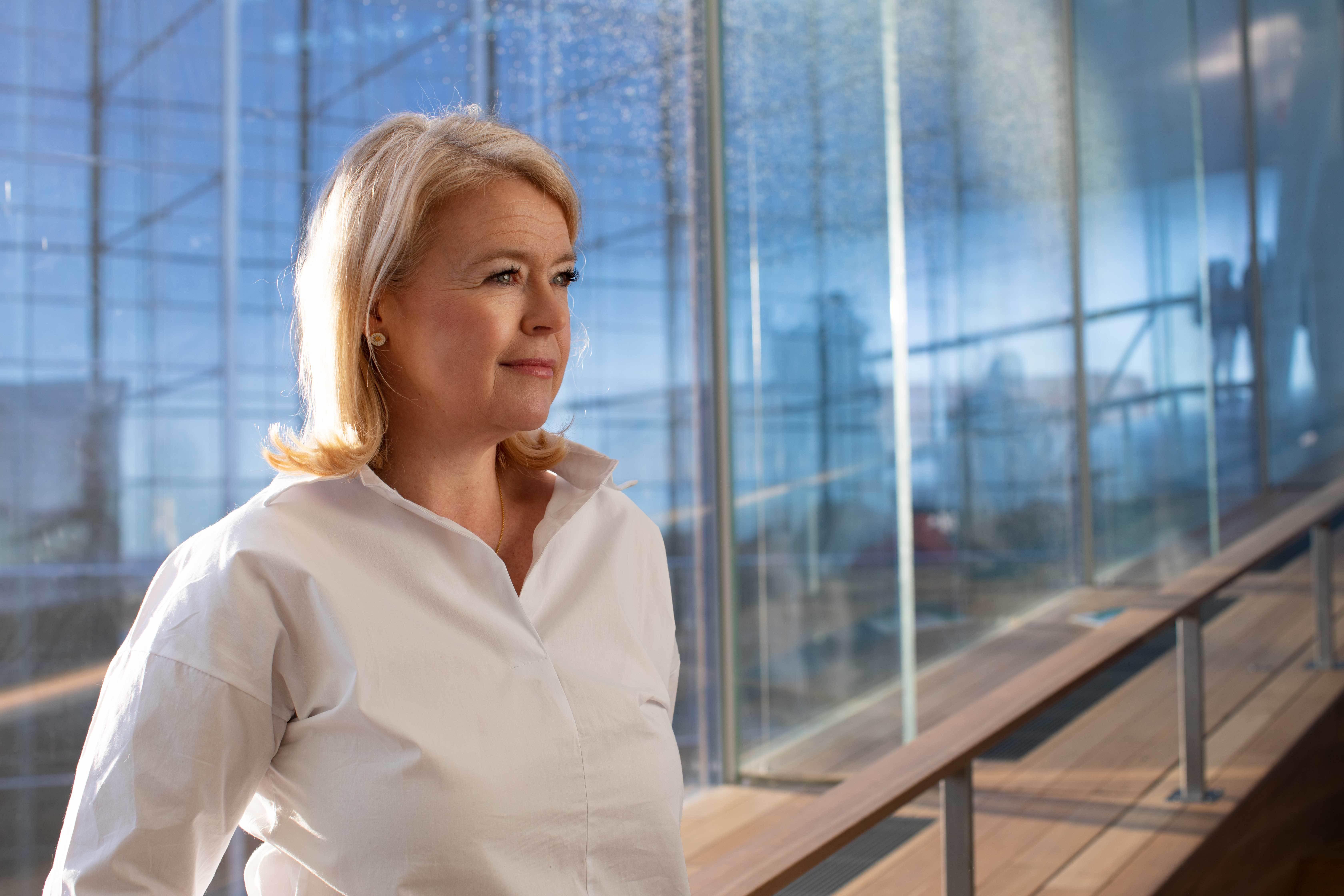 Andrea Hasselblatt Marthaforbundet
