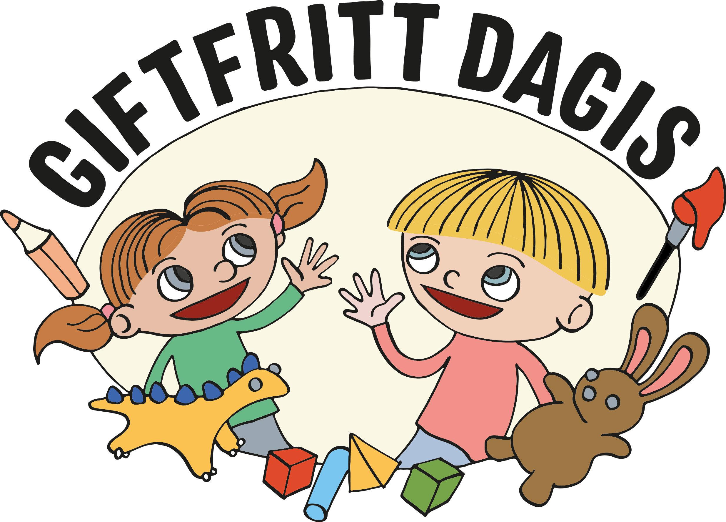 Giftfritt logo